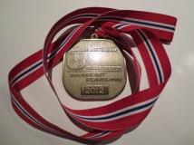 Bronsemedalje i norgescupen i Sportsmannklassen
