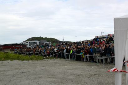 Masse tilskuere