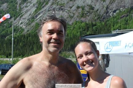 Jan Henning og Mariell!